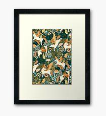 Pegasus Paradise  Framed Print