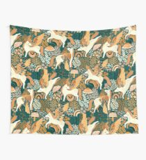 Pegasus Paradise  Wall Tapestry