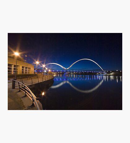 The Infinity Bridge Photographic Print