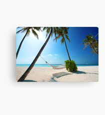 A Place in the Sun Canvas Print