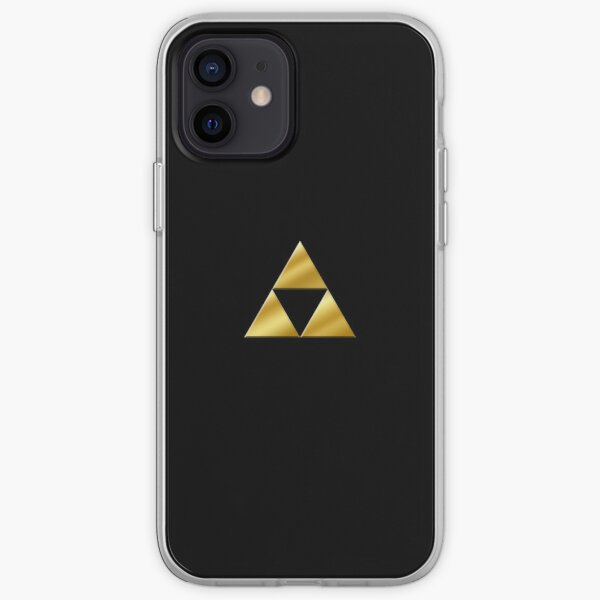 Golden Triforce of Power iPhone Soft Case