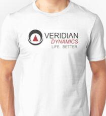 veridianische Dynamik Unisex T-Shirt