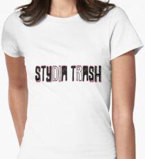 Stydia Trash Women's Fitted T-Shirt