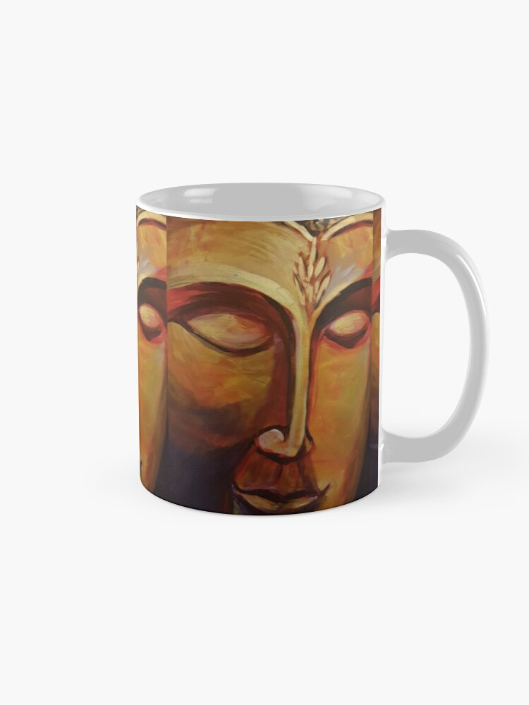 Alternate view of Buddha Mug