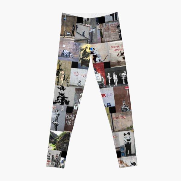 Banksy Leggings