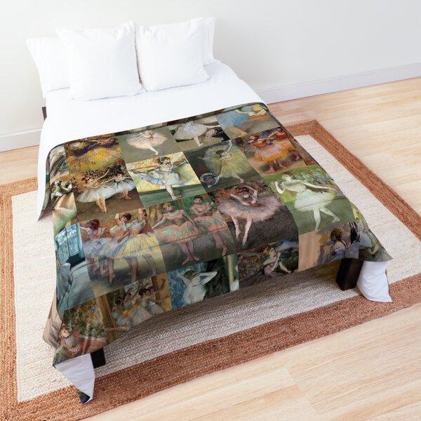 Edgar Degas Dancers Comforter