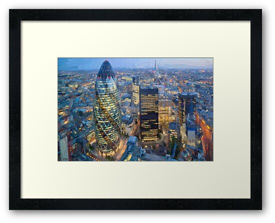 LONDON_View 100 by jguerreiro