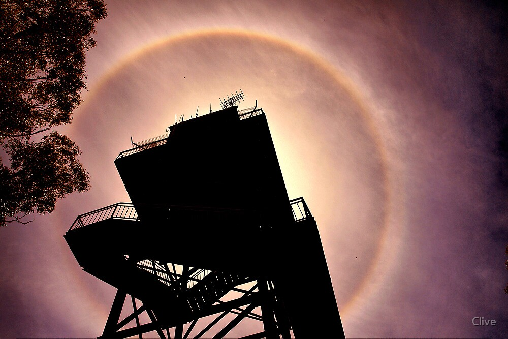 Is it a Halo by Clive