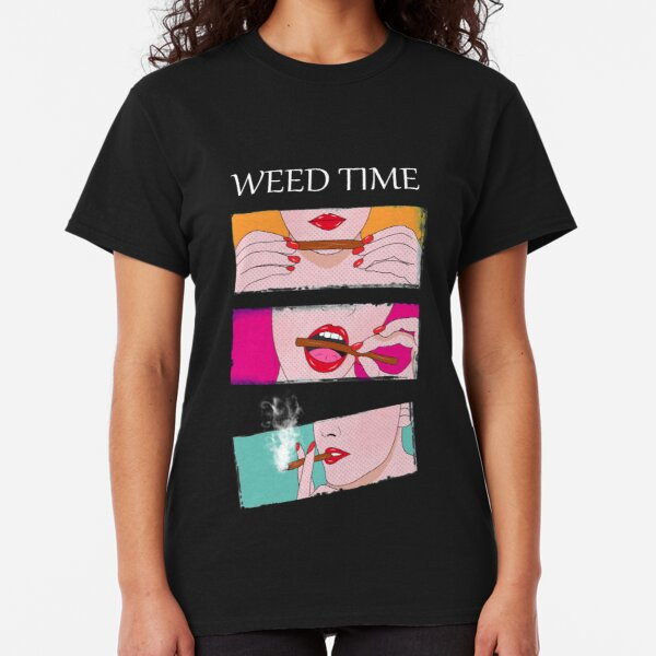 weed lady  Classic T-Shirt