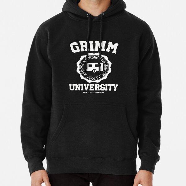 Université Grimm Sweat à capuche épais