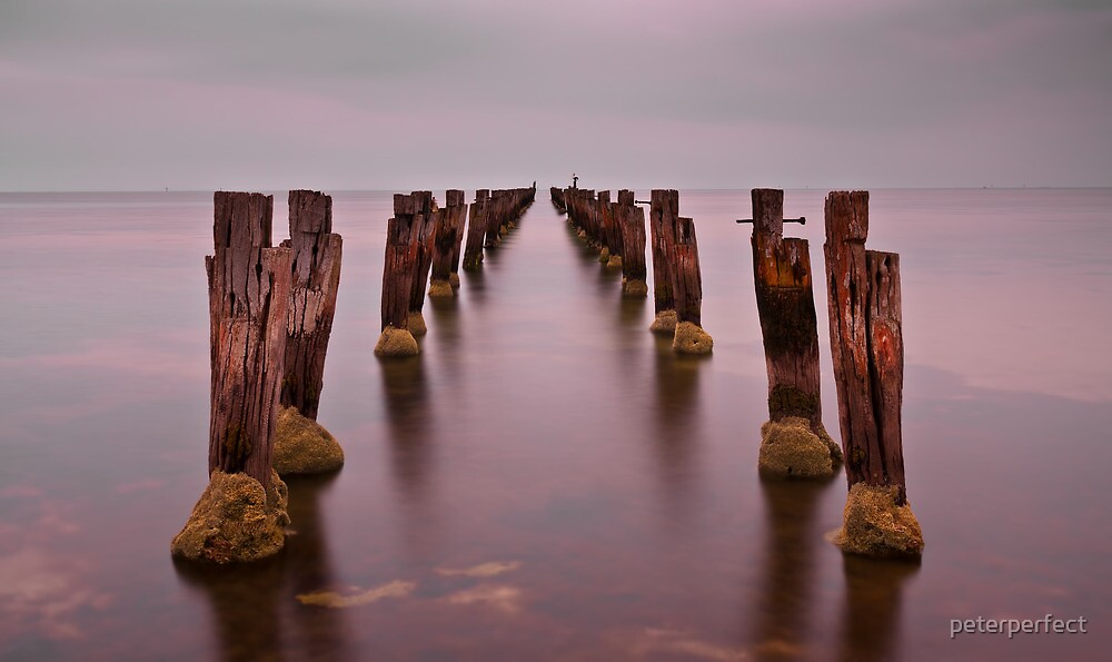 Old jetty by peterperfect