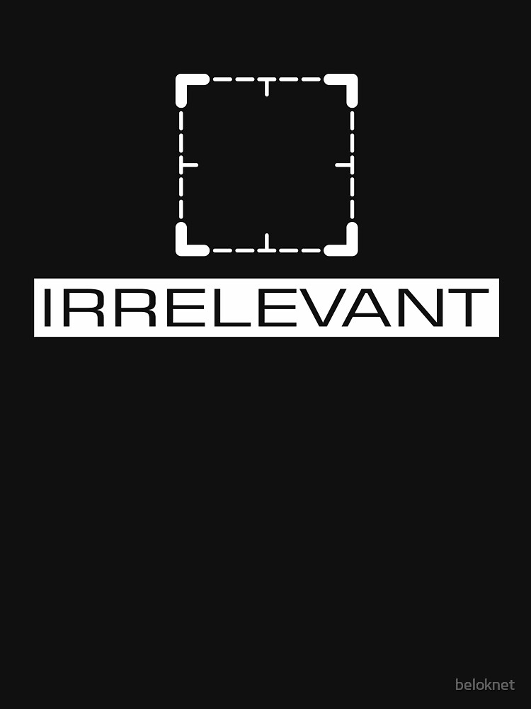 Person of Interest - Irrelevant by beloknet