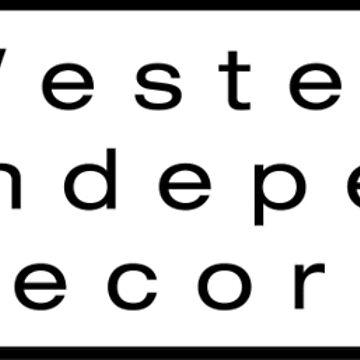 Western Independent Recordings -WIR logo by 77eldeora