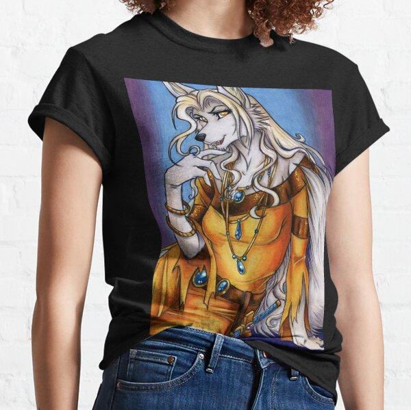 Golden Sorcha Werewolf  Classic T-Shirt