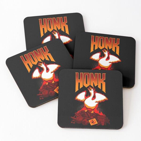 HONK Coasters (Set of 4)