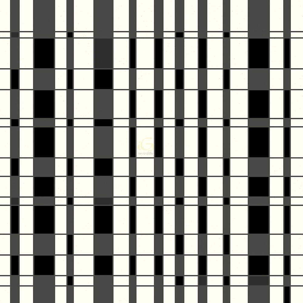 Barcode Geometric  by thebigG2005