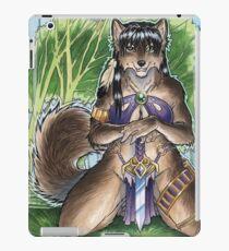 Forest Werewolf  iPad Case/Skin