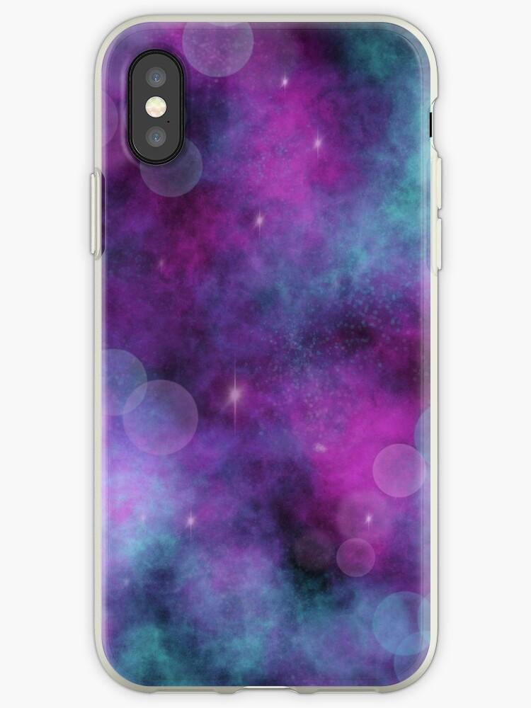 Purple bubbles by XeniaNyx