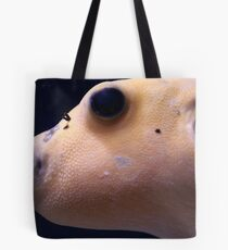 Puffer Fish Tote Bag