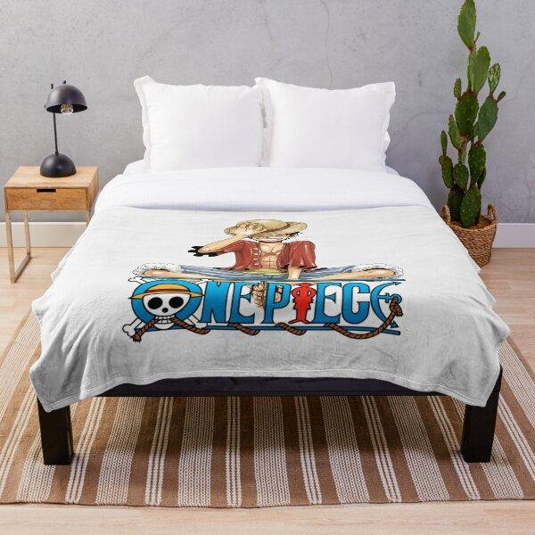 One Piece (Monkey D. Luffy) Throw Blanket