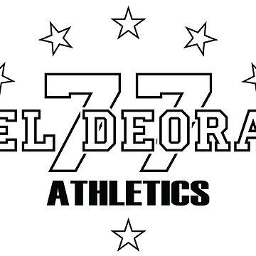 77 El Deora -Athletics (a) by 77eldeora