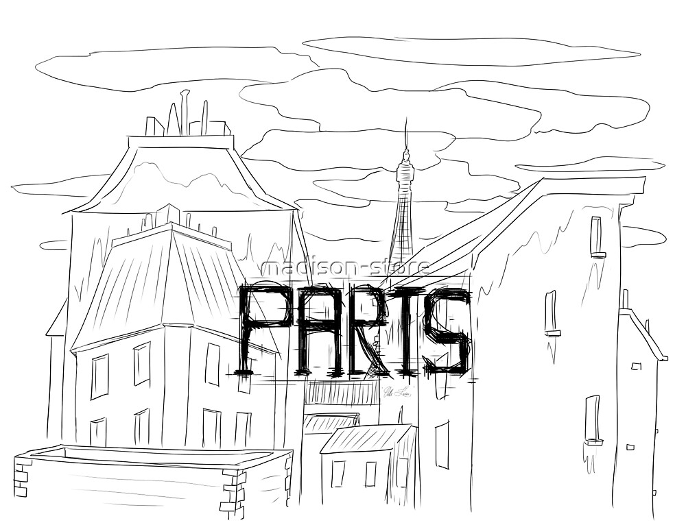 Paris by madison-store