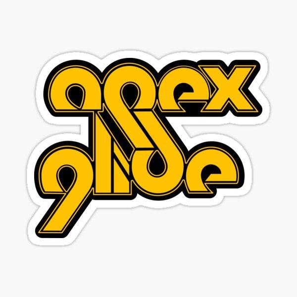 APEX GLIDE Pegatina