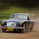 MG, Travelling At Speed by Eve Parry