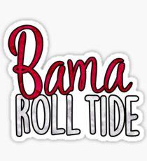 Bama Roll Tide Sticker
