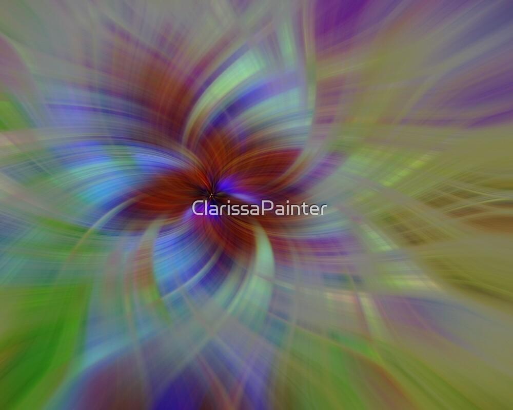Spring field by ClarissaPainter