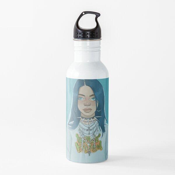 Pride Light Blue Water Bottle