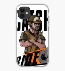 Catch a Ride, to Haven iPhone Case