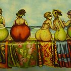 Fat Bottom Girls by DEB CAMERON
