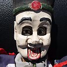 Chinese Opera Puppet by DEB CAMERON