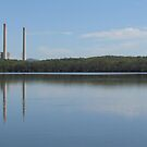 ~ Eraring Power Station ~ by Donna Keevers Driver