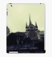 Paris architecture iPad Case/Skin