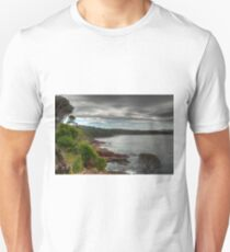 0673 Boyd Tower View Unisex T-Shirt