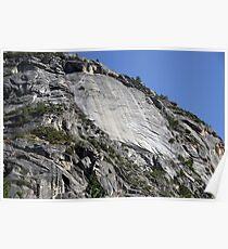 Yosemite granite... Poster