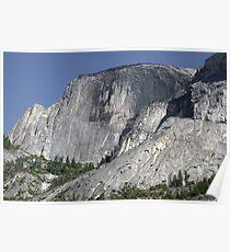 More granite - Yosemite Poster