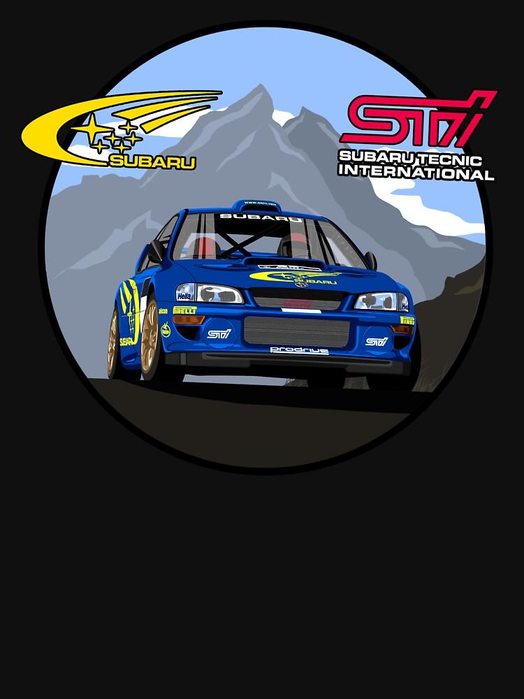 Subaru 22B S5 WRC de quicoaznar