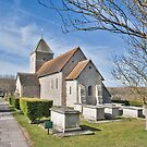 Church of St.andrew, Bishopstone, East Sussex by dgbimages