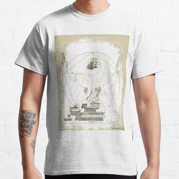 Leda Atomica is a painting by Salvador Dalí, made in 1949 Classic T-Shirt