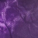 Purple Metallic Background Scratched Steel Look by artonwear