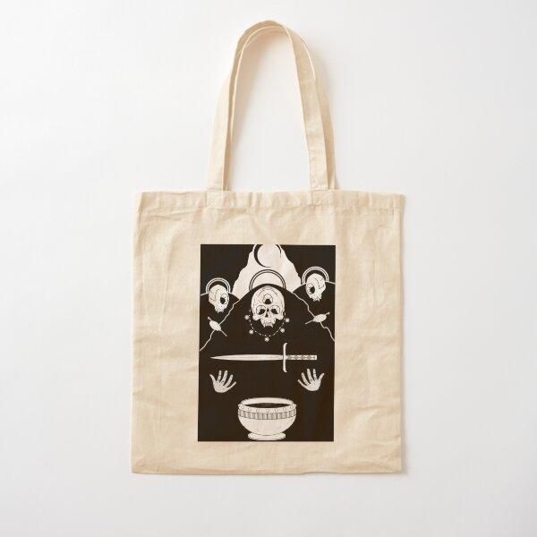 The Magician Tarot Card Cotton Tote Bag