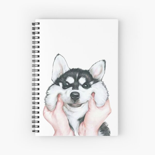 Husky Cuaderno de espiral