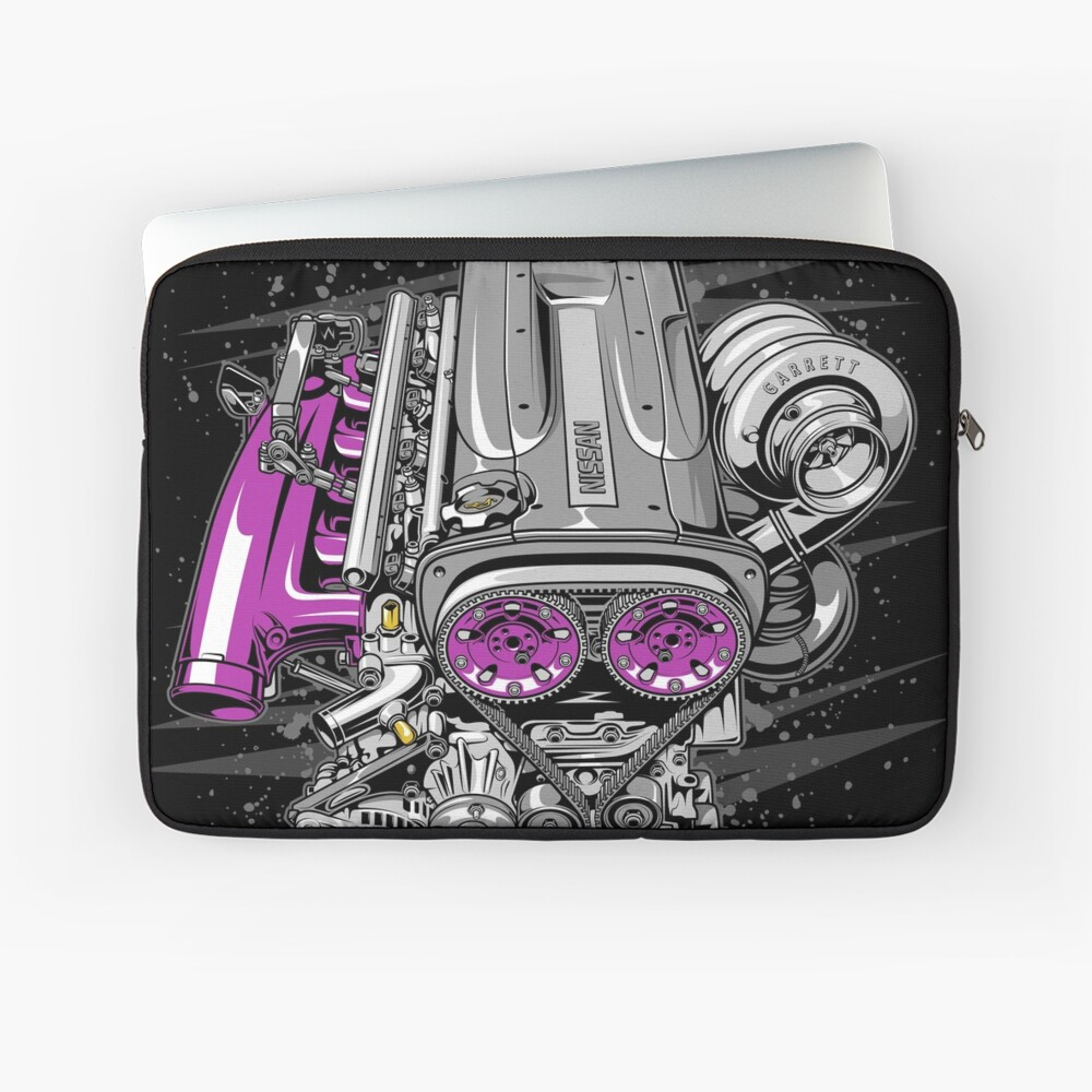 Nissan RB26 engine Laptop Sleeve