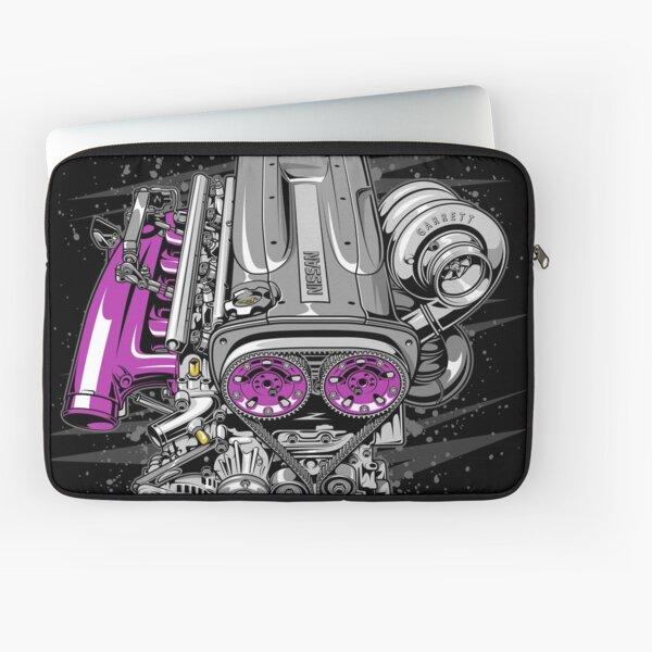 Nissan RB26 engine Laptop Sleeve