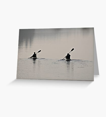 Toddy pond Greeting Card