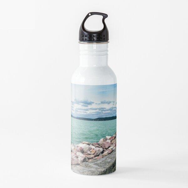 por el lago pt2 Botella de agua