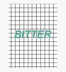 bitter / Photographic Print